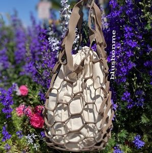Netted Summer Handbag